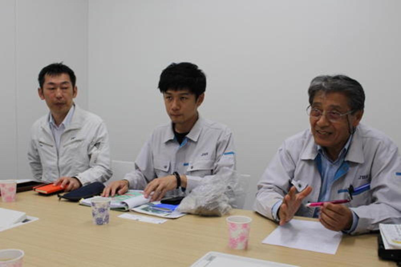 ジャパンホームシールドの現地調査団(写真④).JPG
