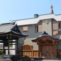 【外壁塗り壁システム:オメガ施工例】北海道札幌市 / 白道山 真宗寺様
